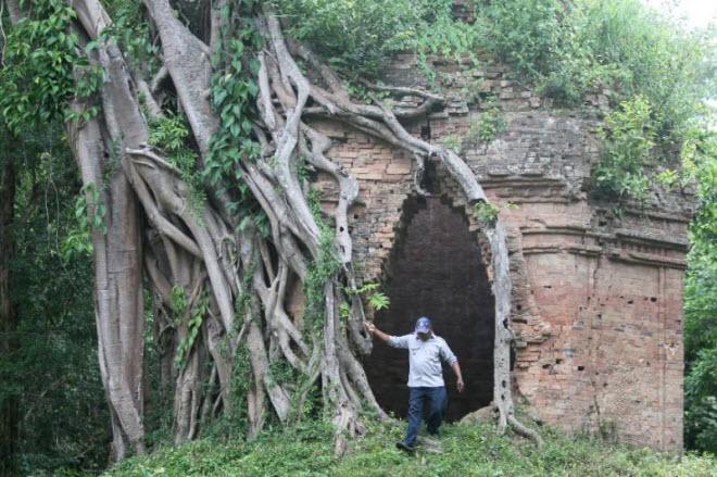 Du khách đổ xô tới di sản thế giới mới ở Campuchia - 10