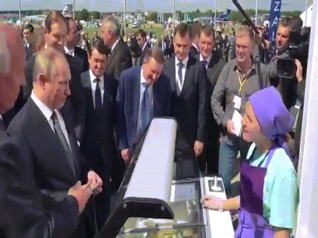Nhà báo Mỹ thách đấu võ thuật với Tổng thống Nga Putin - 3