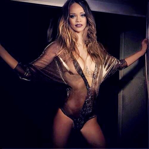 """Rihanna và nàng """"tomboy"""" của giới siêu mẫu đọ vẻ nóng bỏng trong bom tấn mới - 7"""