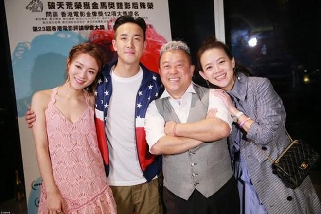 """Thân hình nóng bỏng của con dâu tương lai """"ông trùm TVB"""" - 3"""