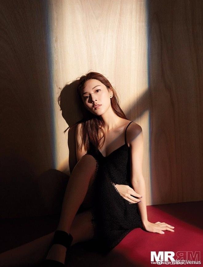 """Thân hình nóng bỏng của con dâu tương lai """"ông trùm TVB"""" - 8"""