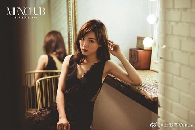 """Thân hình nóng bỏng của con dâu tương lai """"ông trùm TVB"""" - 9"""