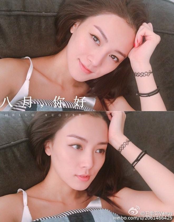"""Thân hình nóng bỏng của con dâu tương lai """"ông trùm TVB"""" - 15"""