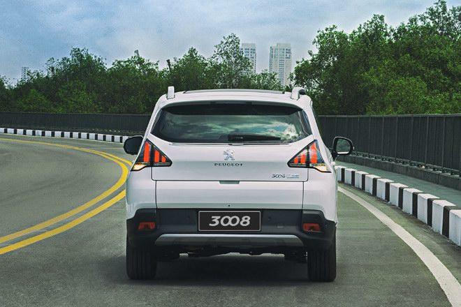 Peugeot 3008 bản nâng cấp về Việt Nam giá 1,11 tỷ đồng - 4