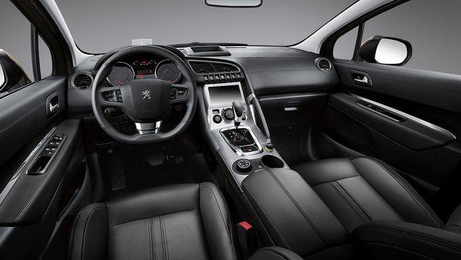 Peugeot 3008 bản nâng cấp về Việt Nam giá 1,11 tỷ đồng - 3