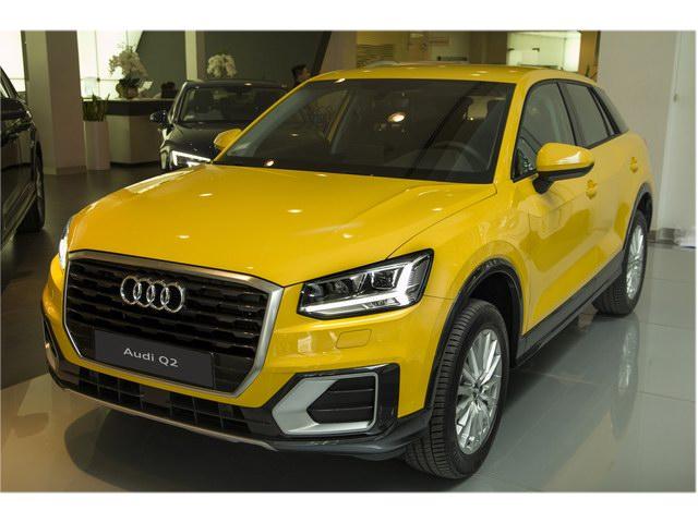 Audi Q2 hoàn toàn mới có giá 1,5 tỷ đồng ở Việt Nam
