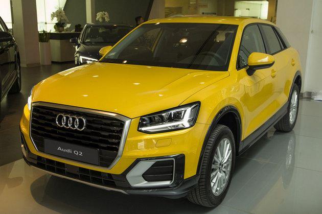 Audi Q2 hoàn toàn mới có giá 1,5 tỷ đồng ở Việt Nam - 1