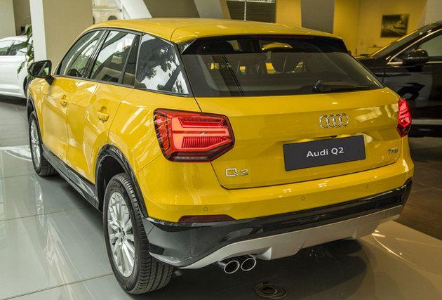 Audi Q2 hoàn toàn mới có giá 1,5 tỷ đồng ở Việt Nam - 2
