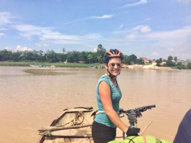 Tin mới vụ nữ du khách Anh mất xe đạp khi phượt xuyên Việt - 3