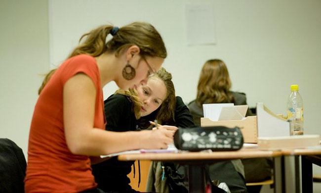 Kỳ lạ ngôi trường không thời khóa biểu, không điểm số tại Đức - 3