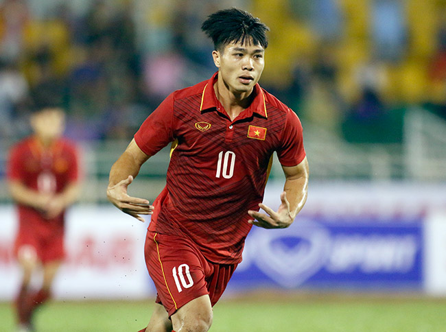 U23 Việt Nam - U23 Macau: Tung hết hỏa lực - 1