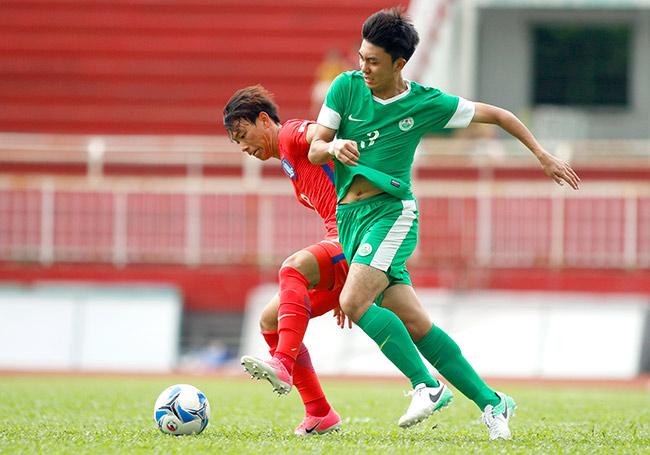 U23 Việt Nam - U23 Macau: Tung hết hỏa lực - 2