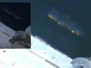 Video: Phi thuyền khổng lồ  theo dõi  trạm vũ trụ ISS