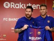 Bóng đá - Messi giá 265 triệu bảng, kém xa Ronaldo: MU, Man City, PSG mua được