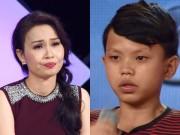 Cẩm Ly khóc nghẹn vì cậu bé 12 tuổi muốn làm nghề sửa xe