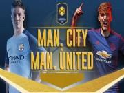 """Bóng đá - MU - Man City: Derby đỉnh cao, so kè """"bom tấn"""""""
