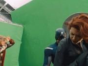 Phim - Ngã ngửa vì kĩ xảo phù phép của Hollywood: Thánh diễn sâu là đây!