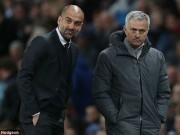 """MU đấu Man City: Mourinho  """" ngọt nhạt """"  với Pep,  """" chiến """"  sếp MU"""