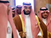 """Cuộc  """" tiếm ngôi """"  trong đêm phế bỏ thái tử Ả Rập Saudi"""