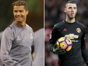 Bóng đá - Real mưu cướp De Gea: Ronaldo cho MU nếm quả đắng