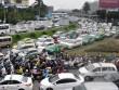 Kẹt xe từ sáng đến trưa, người SG như  hóa điên  ở Tân Sơn Nhất