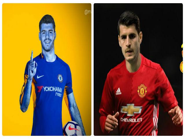 """Chelsea ra mắt """"bom tấn"""" Morata: """"Sát thủ"""" thứ 19 & mốc 335 triệu bảng - 3"""
