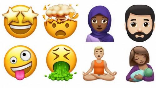 Apple sắp ra mắt bộ emoji mới kêu gọi nuôi con bằng sữa mẹ - 1