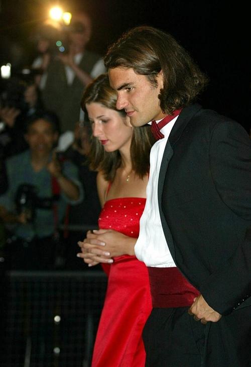8 lần Roger Federer mặc đẹp át cả siêu sao! - 2