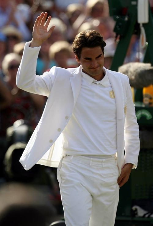 8 lần Roger Federer mặc đẹp át cả siêu sao! - 6