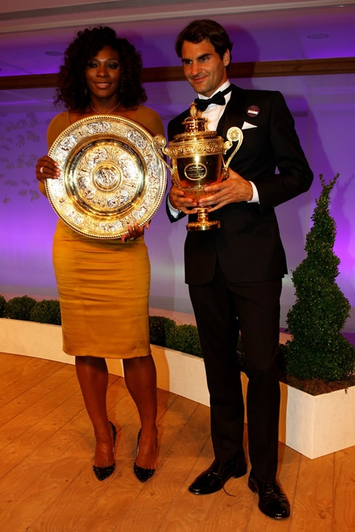 8 lần Roger Federer mặc đẹp át cả siêu sao! - 8