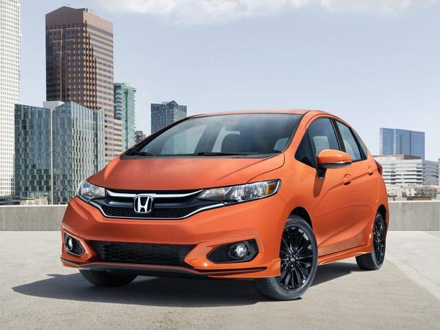 Honda Fit 2018 chính thức có giá từ 368 triệu đồng - 1