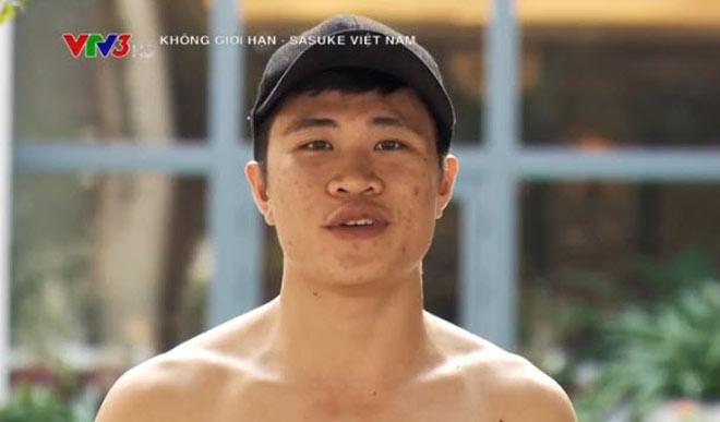 """Sasuke Việt: Đệ tử Nam Huỳnh Đạo, ngã đau """"uống no nước"""" - 1"""