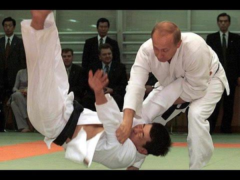 Nhà báo Mỹ thách đấu võ thuật với Tổng thống Nga Putin - 2