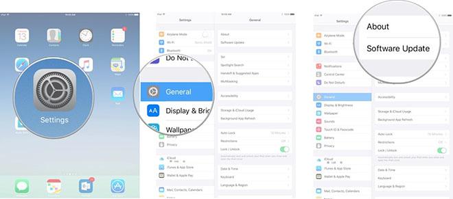 Hướng dẫn từng bước cài đặt iOS 10.3.3 qua iTunes hoặc OTA - 2
