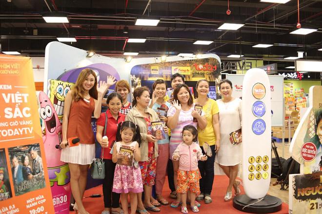 Nghệ sĩ Việt hạnh phúc khi mang niềm vui đến khán giả TodayTV - 1