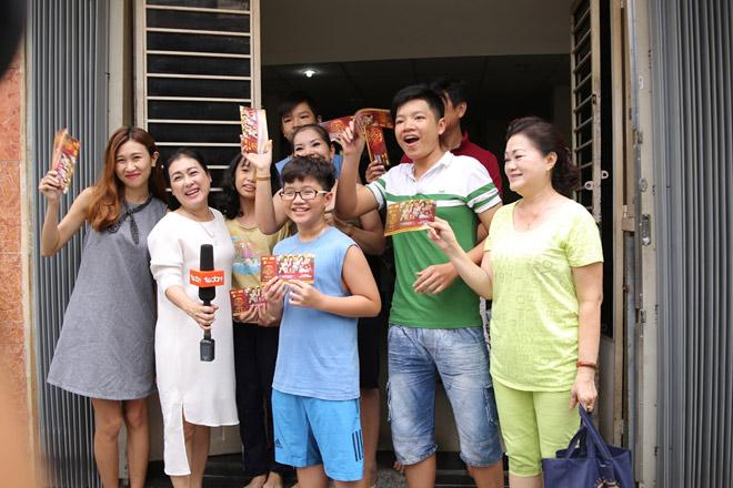 Nghệ sĩ Việt hạnh phúc khi mang niềm vui đến khán giả TodayTV - 2