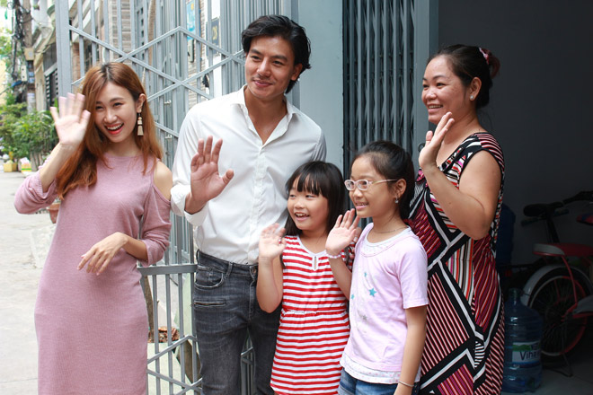 Nghệ sĩ Việt hạnh phúc khi mang niềm vui đến khán giả TodayTV - 5