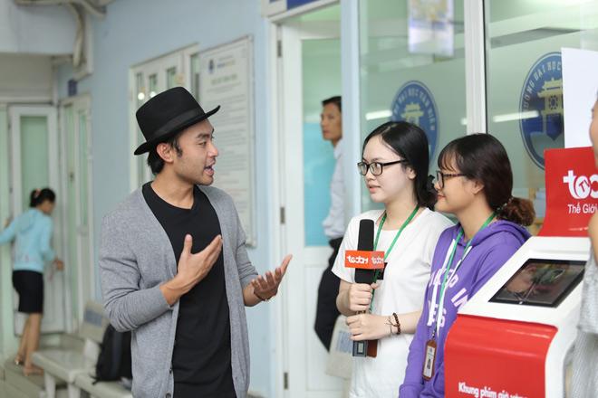 Nghệ sĩ Việt hạnh phúc khi mang niềm vui đến khán giả TodayTV - 8