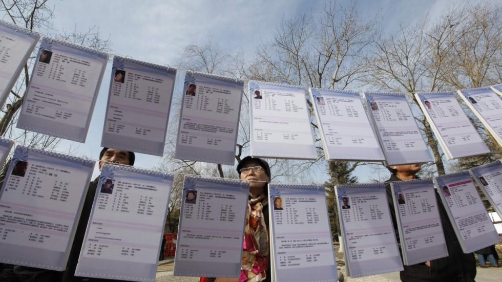 Bất ngờ lý do 60% đàn ông Trung Quốc ế vợ - 1