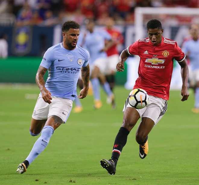 MU - Mourinho: Đừng vội mừng, đó chưa phải Man City mạnh nhất - 2