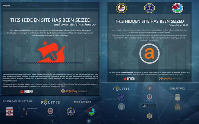 Đóng cửa 2 website giao dịch phi pháp lớn nhất thế giới - 2