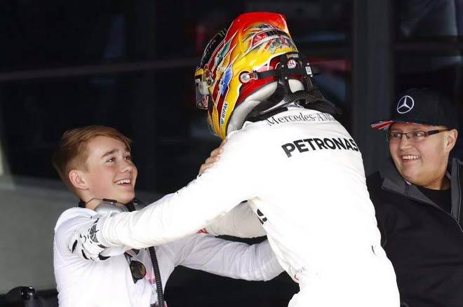"""Đua xe F1: """"Ronaldo"""" làng F1 và cái tôi quá lớn - 1"""