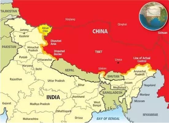 80.000 quân TQ từng tràn qua biên giới, đánh sâu vào Ấn Độ - 4