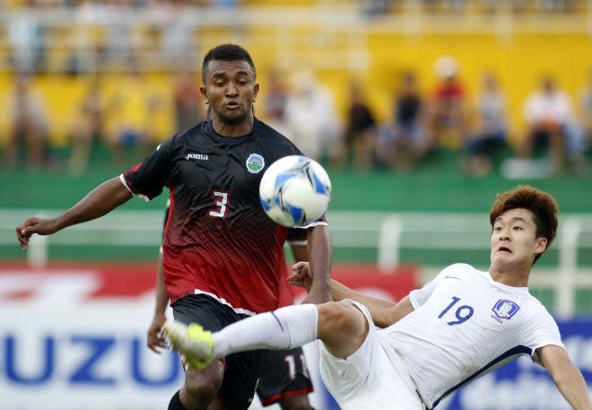 Nhận cú sốc U23 Đông Timor, U23 Hàn Quốc e ngại U23 Việt Nam - 2