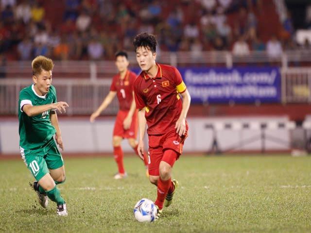 Niềm vui vô bờ bến của đội bóng thua 60 bàn phá lưới U23 Việt Nam - 13