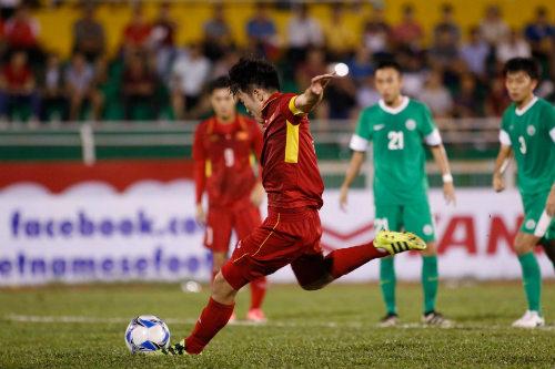 Chi tiết U23 Việt Nam - U23 Macau: Chiến thắng đậm đà (KT) - 8