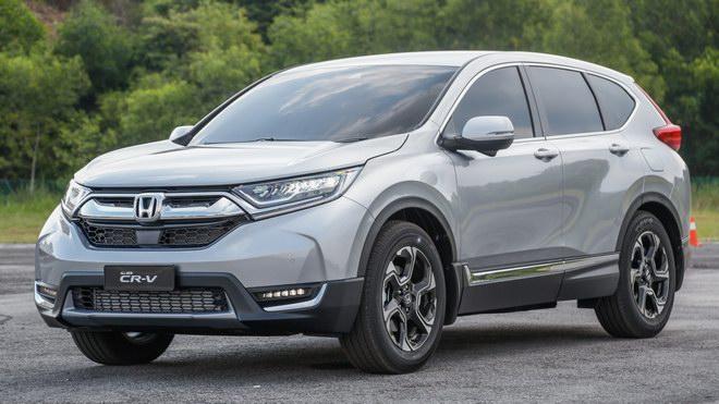 Giá tốt, Honda CR-V 2017 sắp ra mắt Việt Nam bán rất chạy - 1
