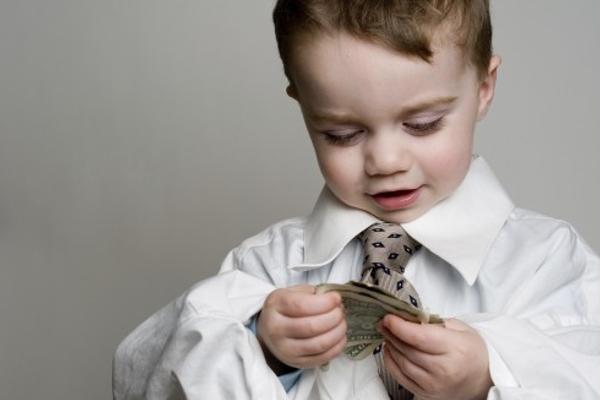 Những thói quen giúp trẻ gặt hái thành công trong tương lai - 1