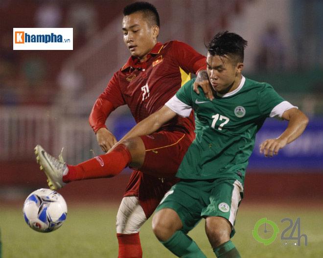 Niềm vui vô bờ bến của đội bóng thua 60 bàn phá lưới U23 Việt Nam - 1