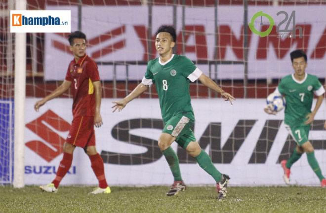 Niềm vui vô bờ bến của đội bóng thua 60 bàn phá lưới U23 Việt Nam - 2